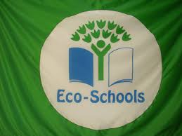 зелен флаг